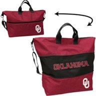 Logo University of Oklahoma Cross Expand Tote