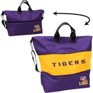 Logo Louisiana State University Cross Expand Tote