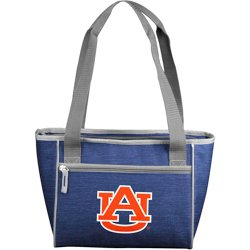 Auburn Tigers Crosshatch 16 Can Cooler Tote