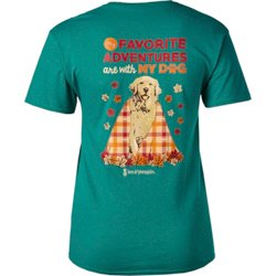 Women's My Favorite Adventures Graphic T-shirt