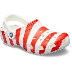Men's Classic American Flag Clogs