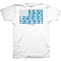 Men's PFG Noble Patriotic Graphic T-shirt