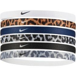 Printed Headbands 6-Pack