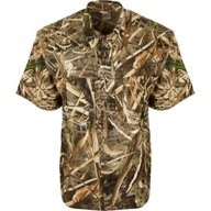 Drake Waterfowl Men's EST Camo Flyweight Wingshooter's Shirt