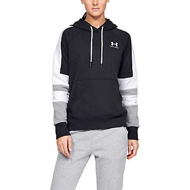 23bf4187 Under Armour Women's Rival Fleece LC Logo Hoodie