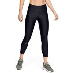 Women's HeatGear High-Rise Ankle Crop Leggings