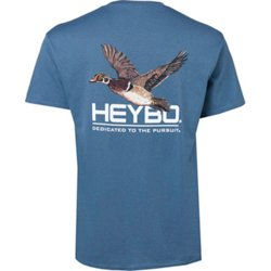 Men's Flying Wood Duck T-shirt