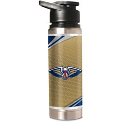 New Orleans Pelicans 20 oz Metallic Vacuum Insulated Water Bottle