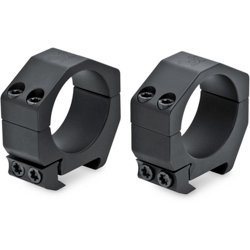 Precision Matched 35 mm Medium Riflescope Rings 2-Pack