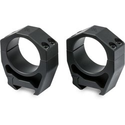 Precision Matched 35 mm High Riflescope Rings 2-Pack