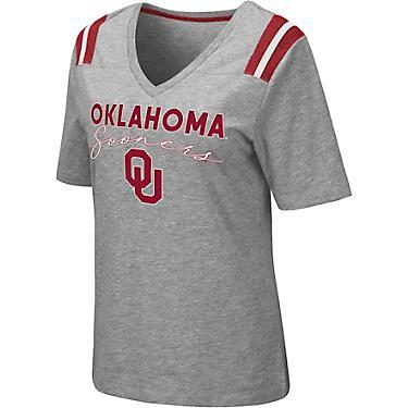 lowest price b494e 7b616 Colosseum Athletics Women's University of Oklahoma The City T-shirt