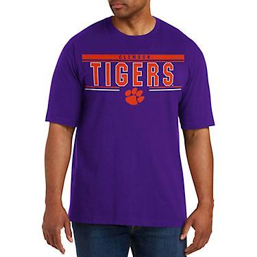 new arrivals 50c1f 2adb1 Colosseum Athletics Men's Clemson University Moe's T-shirt
