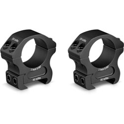 Pro Series 1 in Medium Riflescope Rings