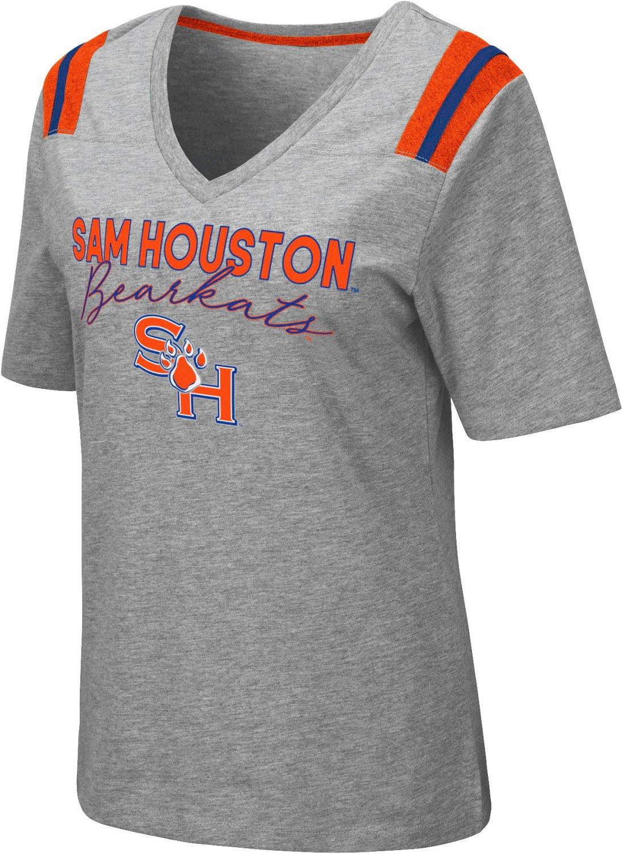 Colosseum Athletics Women's Sam Houston State University The City T-shirt