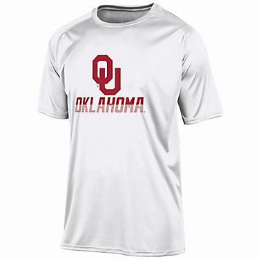 brand new e6937 96db6 Champion Men's University of Oklahoma Training Crew Raglan T-shirt