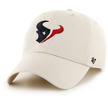 '47 Houston Texans Logo Clean Up Cap