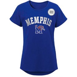 Girls' University of Memphis Show Love/Club Dolman T-shirt