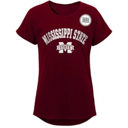 Girls' Mississippi State University Show Love/Club Dolman T-shirt