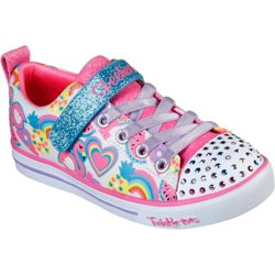 Girls' Twinkle Toes Sparkle Lite Sparkle Friends Shoes