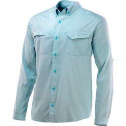 Men's Tide Point Long Sleeve Button Down Shirt