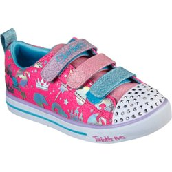 Girls' Twinkle Toes Sparkle Lite Sparkleland Shoes