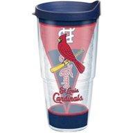 Tervis St. Louis Cardinals Batter Up 24 oz Tumbler