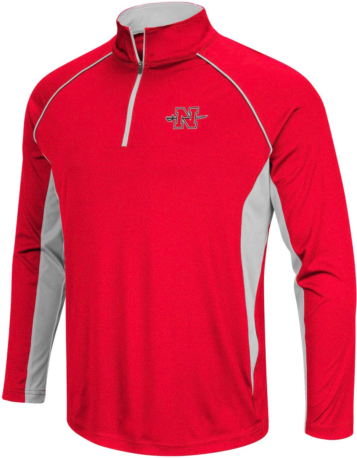 on sale 11223 e367d Colosseum Athletics Men's Nicholls State University Sand Tiger 1/4 Zip Top