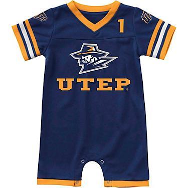 factory authentic d80f9 539cf Colosseum Athletics Infants' University of Texas at El Paso Bumpo Football  Onesie Romper
