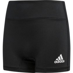 adidas Girls' Volleyball Short Tights 4 in