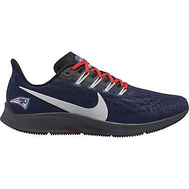 edfc13c4b3e2e Nike Men's New England Patriots Air Zoom Pegasus 36 Running Shoes