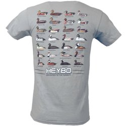 Men's Duck Chart T-shirt