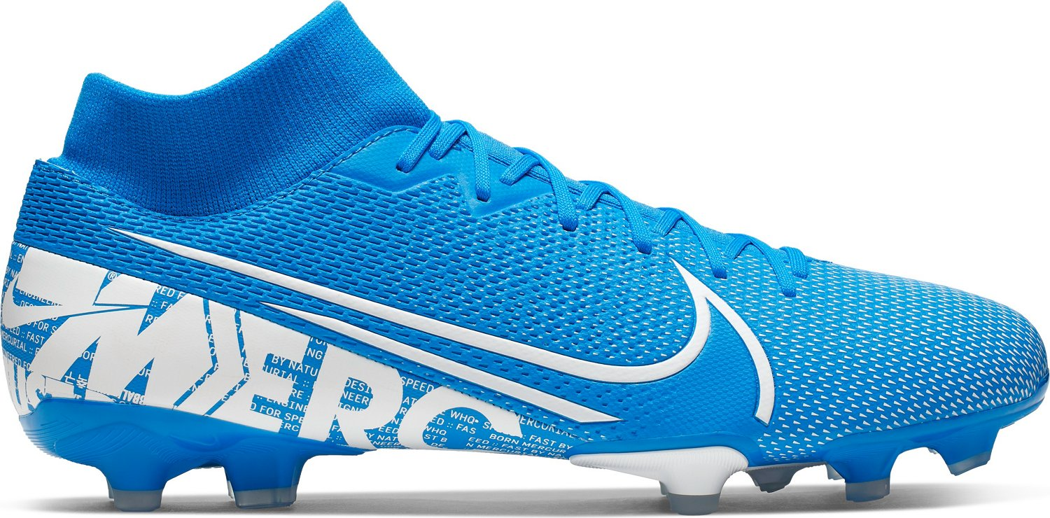chaussures de sport 7cfc4 87be0 Nike Men's Superfly 7 Academy Firm-Ground Soccer Cleats