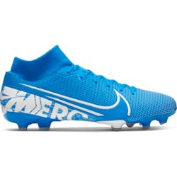 Men's Superfly 7 Academy Firm-Ground Soccer Cleats