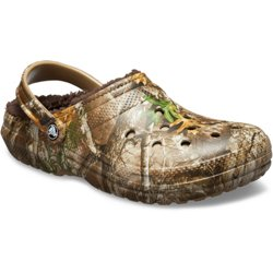 Men's Classic Realtree Edge Lined Clogs