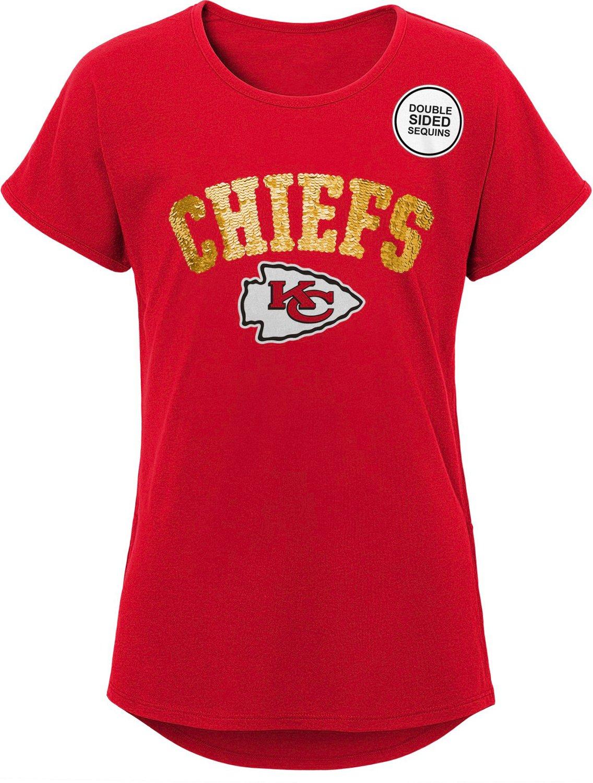 NFL Girls' Kansas City Chiefs Show Love