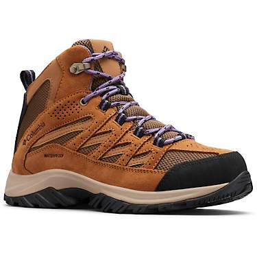 Columbia Sportswear Women's Crestwood Mid Waterproof Hiking Boots