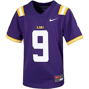 promo code fab7b 19abb Nike Boys' Louisiana State University Young Athletes Replica Football Jersey
