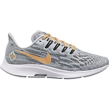 9eab63c9 Nike Women's New Orleans Saints Air Zoom Pegasus 36 Running Shoes
