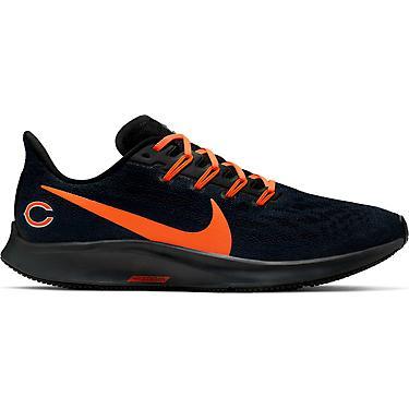 19b77792 Nike Men's Chicago Bears Air Zoom Pegasus 36 Running Shoes