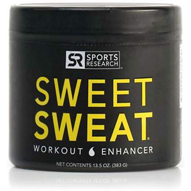 Sports Research Sweet Sweat 13.5 oz Workout Gel Original XL Jar