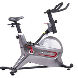 Deluxe Indoor Cycle Trainer with Curve-Crank Technology