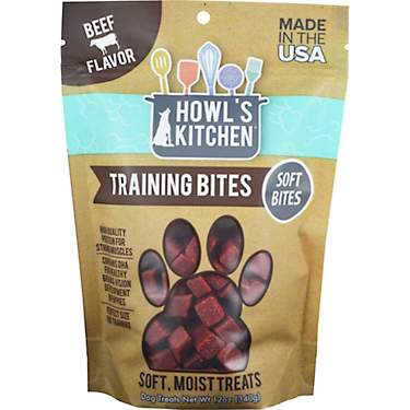Scott Pet Howl's Kitchen 12 oz Beef Training Bites