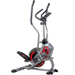 StepTrac Elliptical Stepper Workout Trainer with Curve-Crank Technology