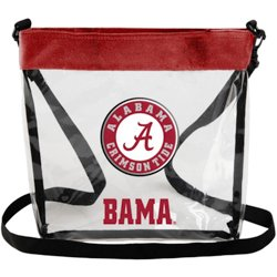 University of Alabama Clear Long Strap Tote Bag