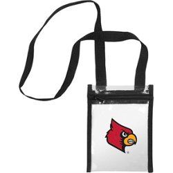 University of Louisville Clear Crossbody Tote Bag