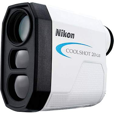 Nikon COOLSHOT 20 GII Golf Laser Range Finder