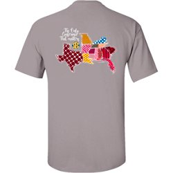 Women's Texas A&M University SEC Ladies Quilt Short Sleeve T-shirt
