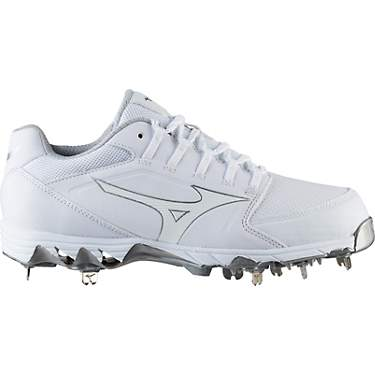 Mizuno Women's 9-Spike Swift 6 Metal Softball Cleats