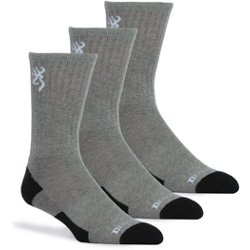 Everyday Crew Socks 3 Pack