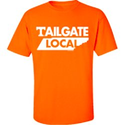 Men's University of Tennessee Tailgate Local T-shirt